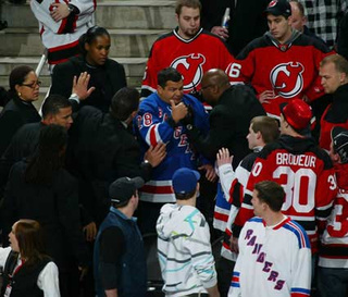 "Devils Launch ""Don't Sell Tickets To Rangers Fans"" Campaign"