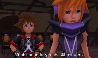A Night of Speed-Dating With Kingdom Hearts, Theatrhythm and Heroes of Ruin