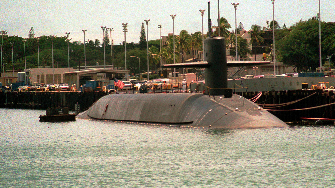 How A Single Bolt Sidelined A Submarine For Three Months