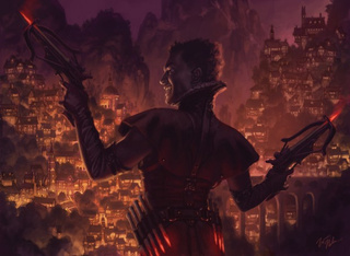 New Magic the Gathering Art Is Sumptuous Eye Candy
