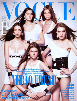 Vogue Brazil Learns Nothing From Vogue Italia
