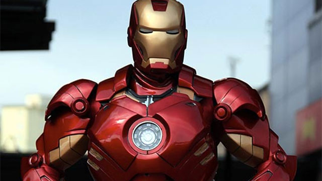 Click here to read You'll Never Guess What This Incredible <em>Iron Man</em> Suit is Made From