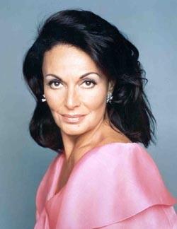 "Diane Von Furstenberg, Woman of Letters, ""The Jet Set."""