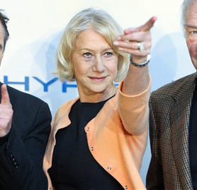 Helen Mirren On Being Raped, And Why Women Should Just Learn To Work It Out