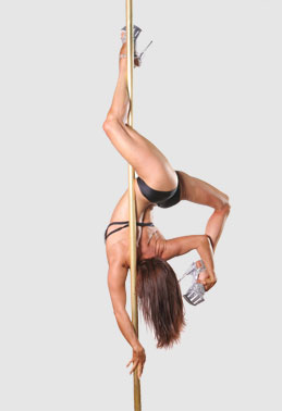 Amsterdam Hosts Pole-Dancing Championship • Texas Judge Orders Woman Not To Procreate