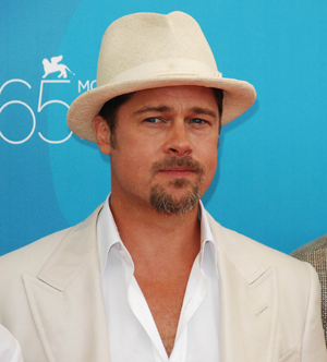 Gay Marriage: Brad Pitt Puts His Money Where His Mouth Is