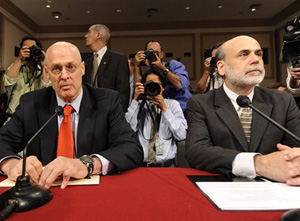 We Ain't Gonna Take It, And Paulson And Bernanke Ain't Gonna Get It
