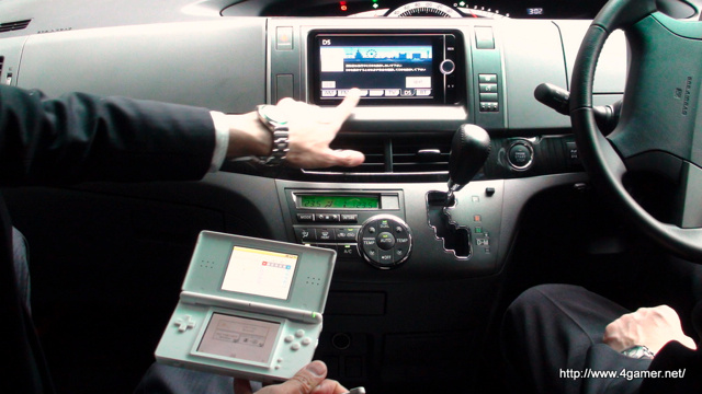 Toyota Just Turned the Nintendo DS into a Navigational System