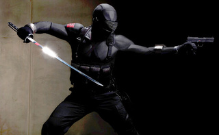 New Pictures of Snake-Eyes Costume Meet Your Futuristic Ninja Needs