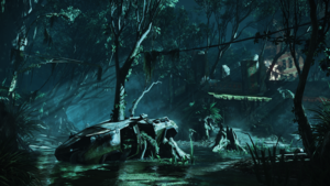 Gorgeous New Crysis 3 Screens