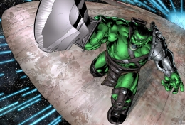 What The Hulk Did Next... In Space