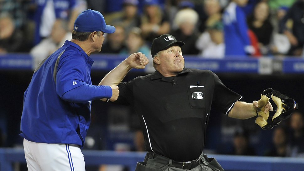 Better Know An Umpire: Bill Miller