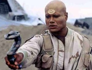 Teal'c Spills His Stargate Knowledge, Trashes The Trek