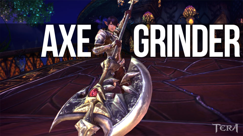 Click here to read <em>Tera</em> MMO Log Part Two: An Axe to Grind