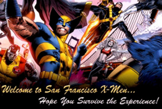 San Francisco Is America's New Superhero Playground