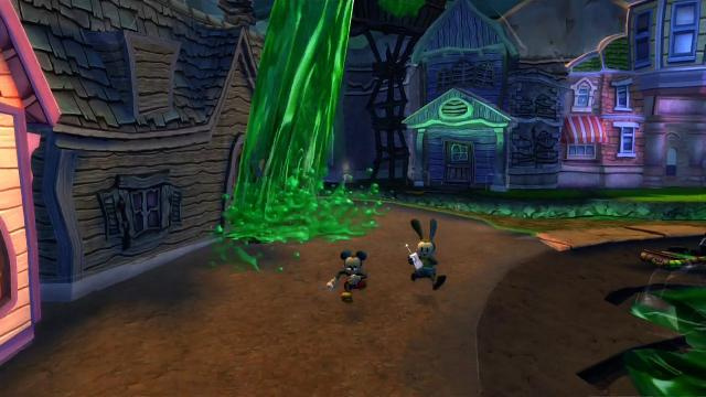 Click here to read Here's How <em> Epic Mickey 2</em> Will Look on the Xbox 360