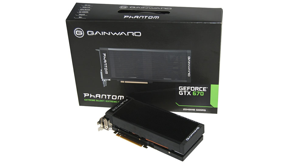 Click here to read Does the GeForce GTX 670 Spell Trouble For AMD?