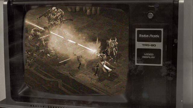 What It's Like Playing Diablo III With A Crappy Graphics Card