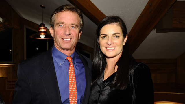 Robert Kennedy Jr's Wife Found Dead at 52