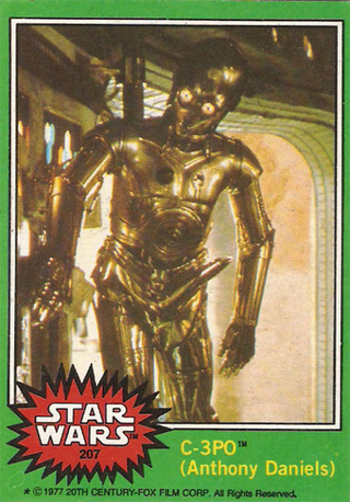 The Mystery of C-3PO's Giant Golden Boner