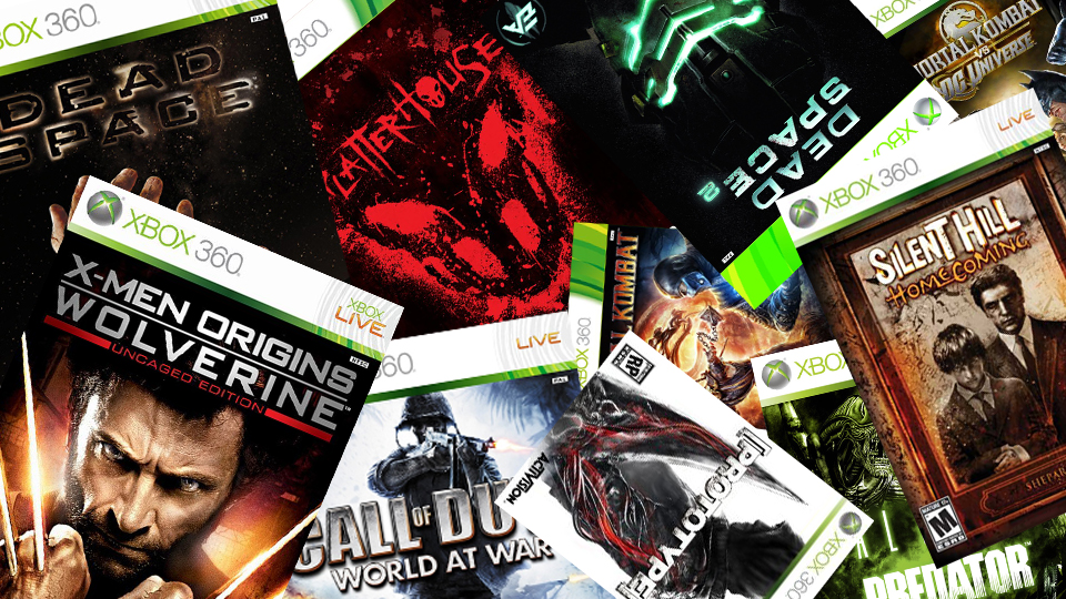 10 Most Popular Xbox Games : News all