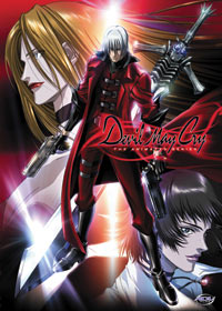 Devil May Cry 4 DVD Case Offer