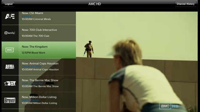 Click here to read Viacom Shows Are Streaming on Time Warner's iPad App Once Again