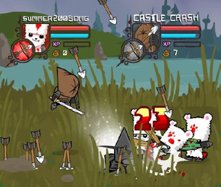 "Castle Crashers for XBLA ""Completely Completed"""