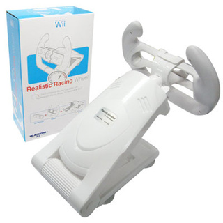 A More Sensible Wii Racing Wheel