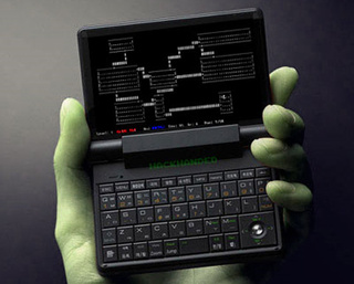 A Handheld Just For Text Adventures?