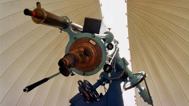 Click here to read The 130-Year-Old Washburn Telescope Gets Its First Maintenance in Forever