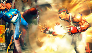 Britain Gets Itself An Early Street Fighter IV Hands-On
