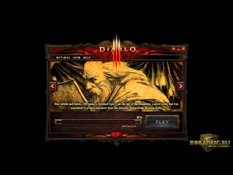 Click here to read <em>Diablo III</em> Has The Best Installation Music I've Heard in Years