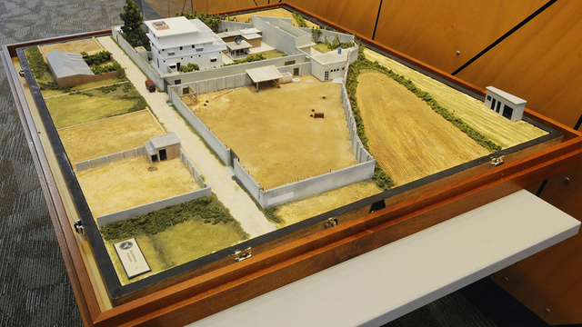This Insanely-Detailed Model Used to Plot Bin Laden's Death Took Six Weeks to Build
