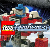 Was There A Better Way To Pitch A Lego: Transformers Game?