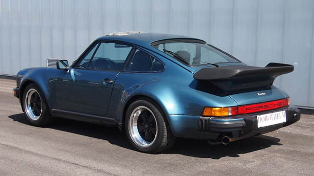 Turbo Porsche Purchased New By Bill Gates To Cross The Auction Block