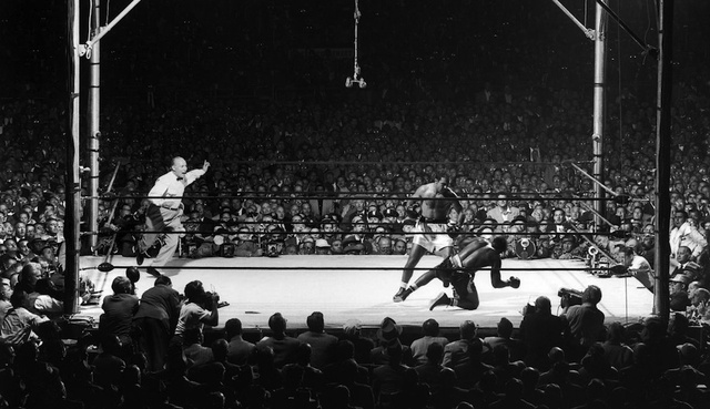 What Boxing Writing Can Teach Us About Everything: A.J. Liebling On Moore-Marciano