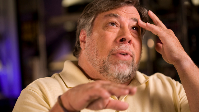 Sony Hires Woz As Advisor For Jobs Biopic