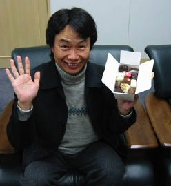 Ninty Forbids Miyamoto to Discuss His Hobbies