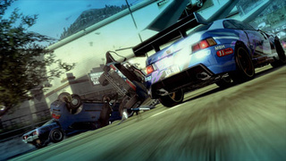 Burnout Paradise Vrooming On To PSN