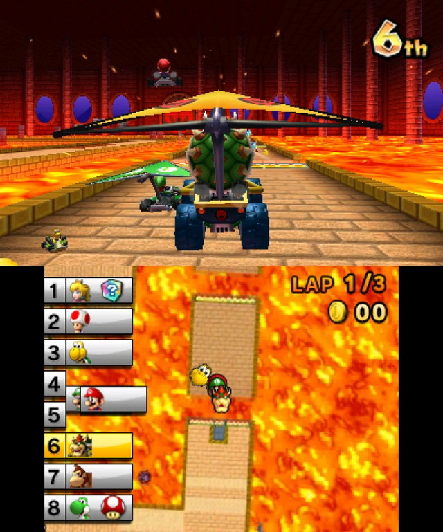 There's a Mario Kart 7 Patch in This Week's Nintendo Download