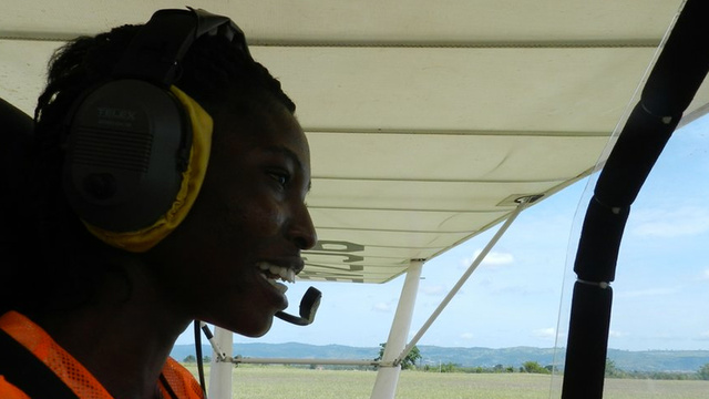 Meet the Awesome Female Pilots of Ghana