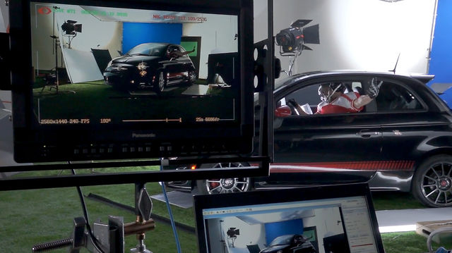 Watch How This Time-Expanding Car Commercial Was Painstakingly Stitched Together