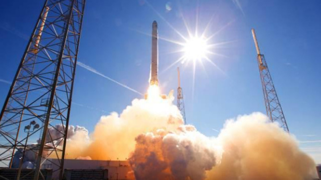 All systems are go for Saturday's historic SpaceX launch