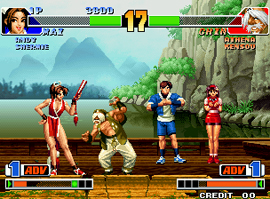 King of Fighters '98 Getting Xbox LIVE Arcade Release