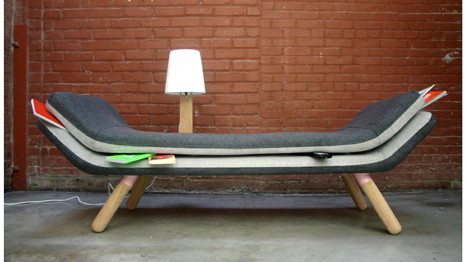 Click here to read A Sofa That Encourages You To Lose Things Between the Cushions