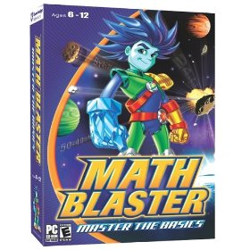 Math Blaster Brings Edutainment to this Generation... Finally