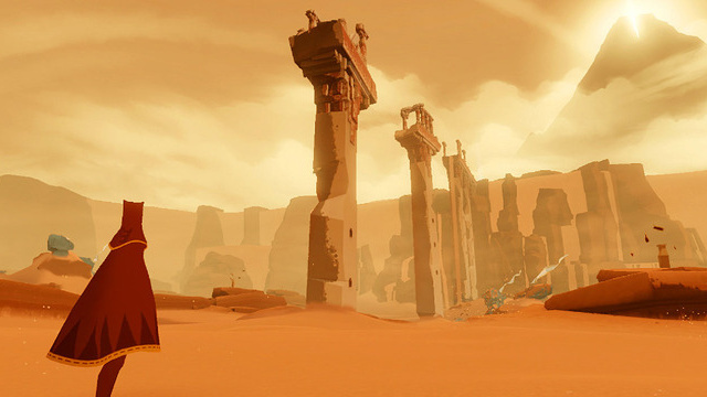 "Most Games are ""Not Good Enough for Adults"" Says Journey Creator"