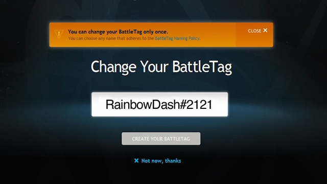 how to change your battletag password
