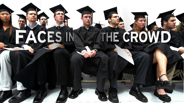 The Eight Kids You See In The Crowd At Your College Graduation